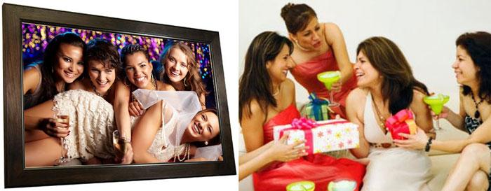 Фоторамка и подарки на девичник