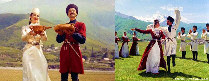 Кавказкие свадьбы обычаи