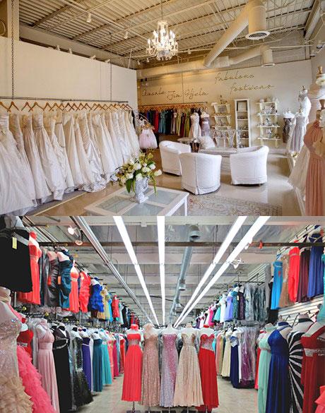 свадебный салон и магазин вечерних платьев