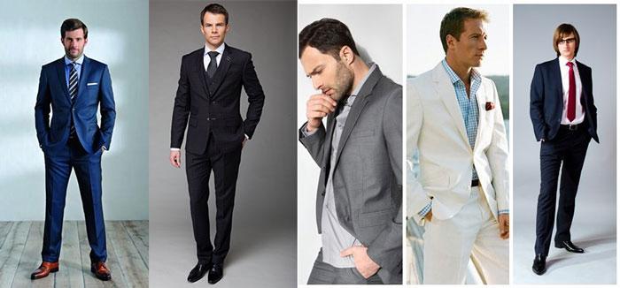 Классческие мужские костюмы