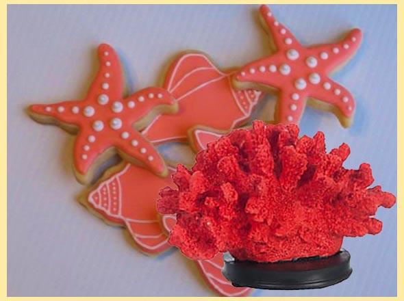 Коралловые сувениры