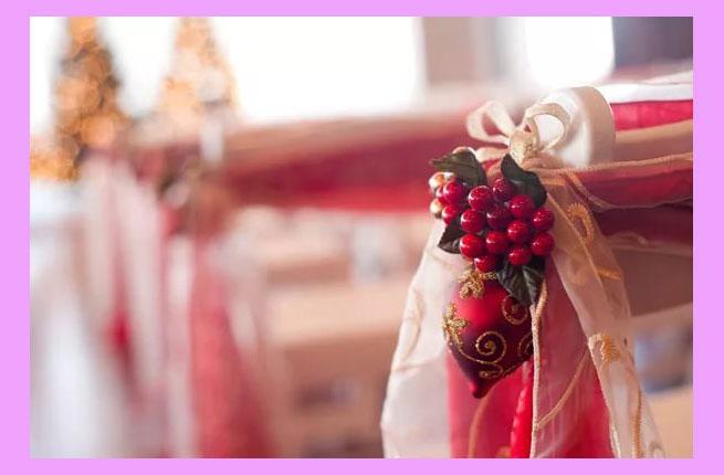 декор с ягодами
