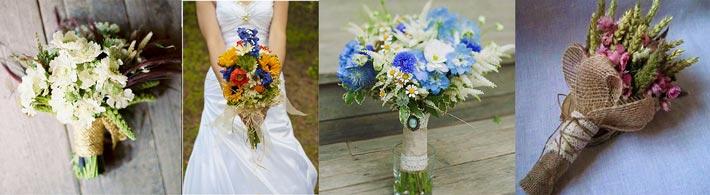 Букеты для невесты