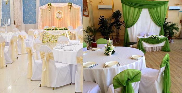 Палитра классической свадьбы
