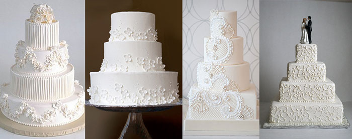 Свадебные торты