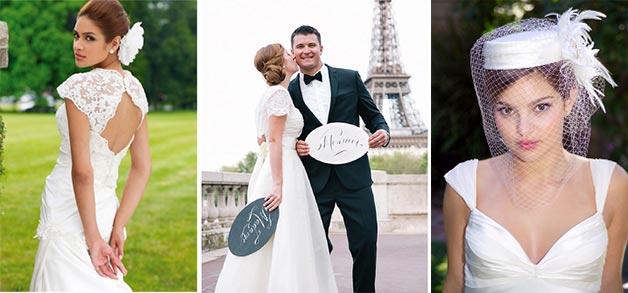 Французский образ невест