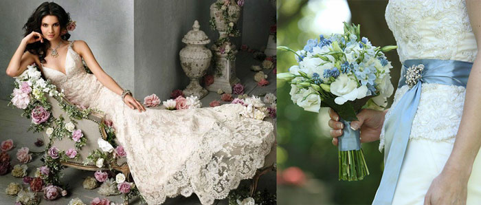 Наряды невесты ампир стиль