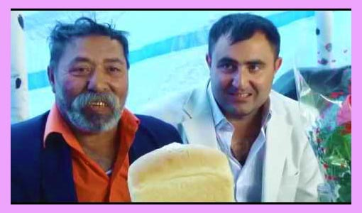 Цыганский обряд с хлебом