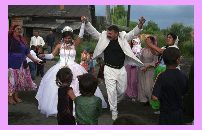 Свадебные цыганские танцы