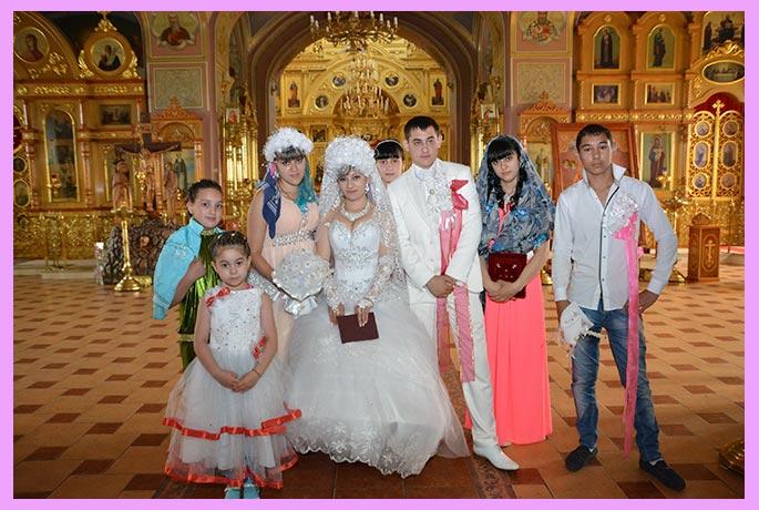 Молодые женихи и невесты цыгане