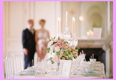Свадьба и молодожены