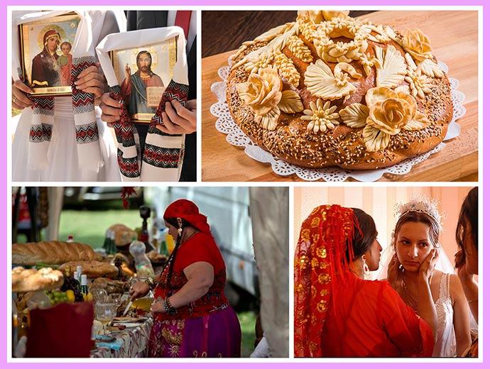 Детали цыганской свадьбы