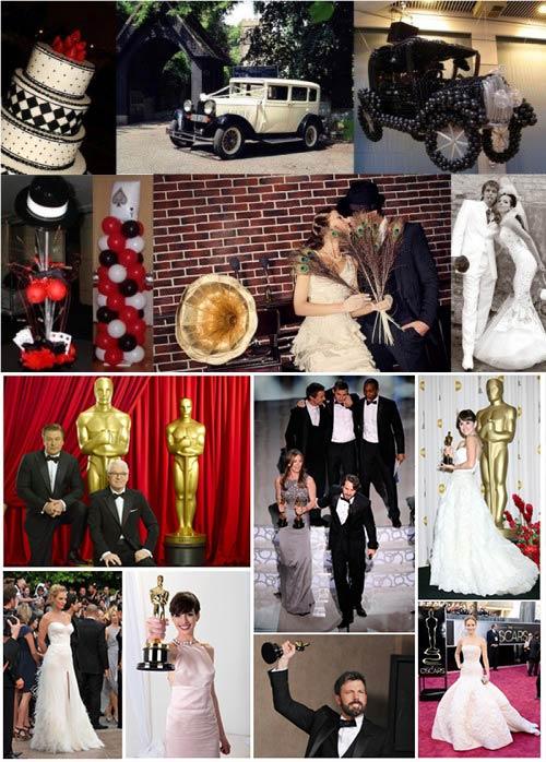 Сюжеты свадьбы в стиле кино