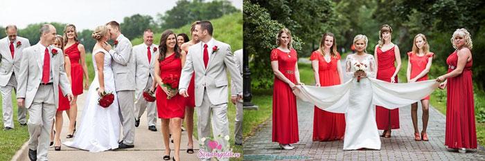 Одежда гостей свадьбы