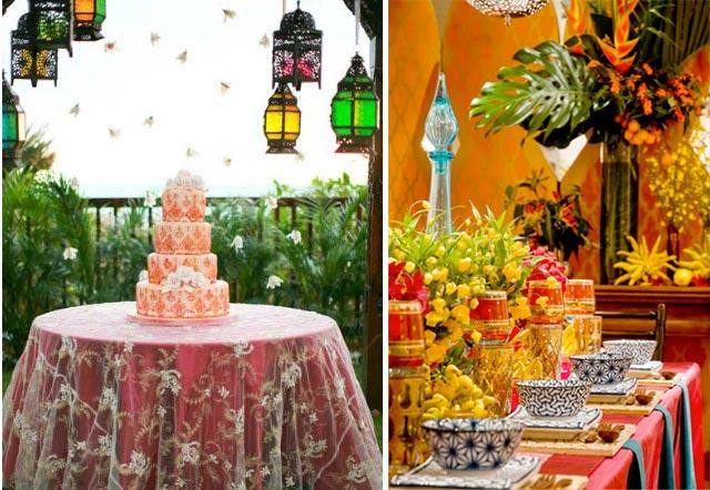 Торт и декор свадьбы