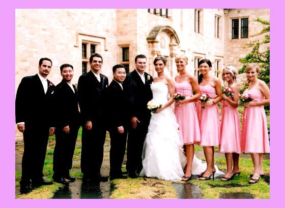 Дресс-код гостей свадьбы