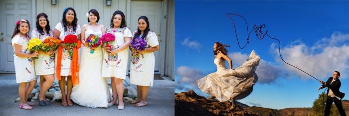 Сюжеты мексиканской свадьбы