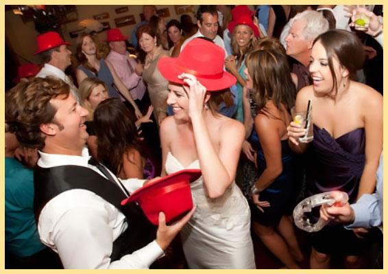 Конкурс поющая шляпа на свадьбе