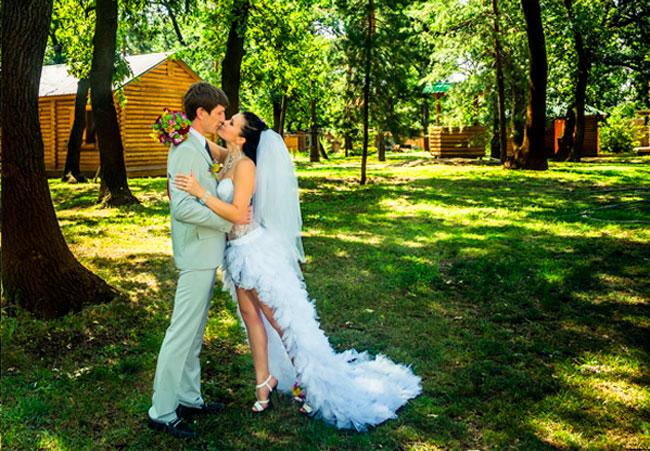 как провести медовый месяц на турбазе