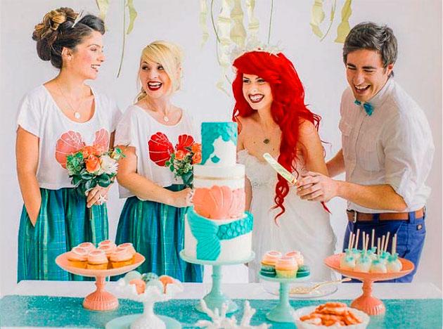 организация и Тематическая вечеринка свадьба
