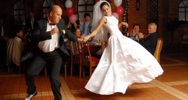 Разучиваем быстрый танец