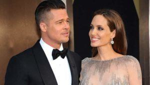 Пара Джоли и Питт