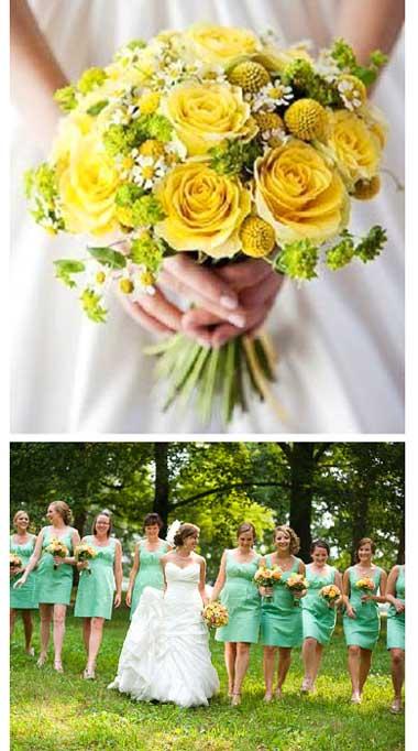 букет_невесты_салатовой_свадьбы