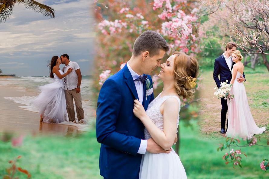 Выгоды свадеб в мае