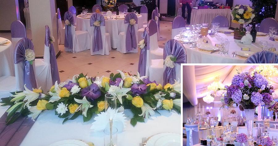 Зал для свадеб в мае