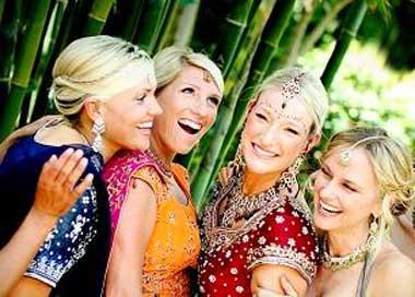 Играем свадьбу в Индийском стиле