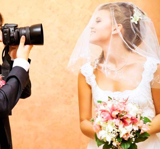 Красивое свадебное видео невесты