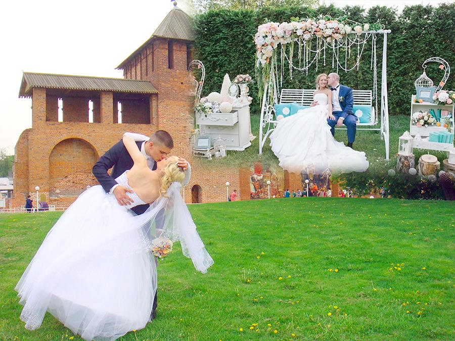 Красота свадеб в мае