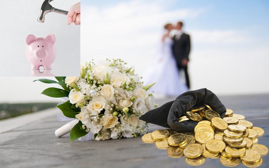Посчитаем свадебные расходы