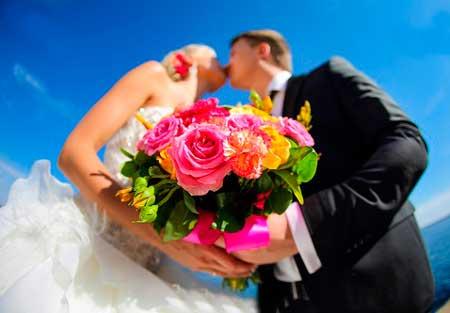 Примеры макро- съемки на свадьбе