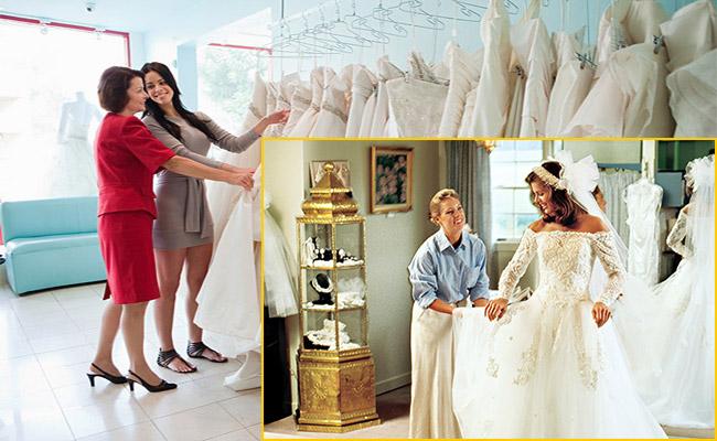 Заказать свадебное платье у портного
