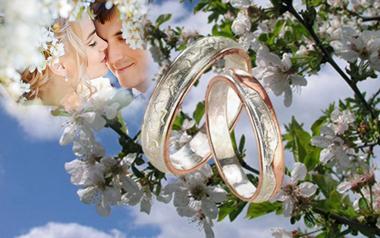 Свадьбы в мае