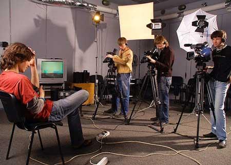 Съемка с нескольких камер