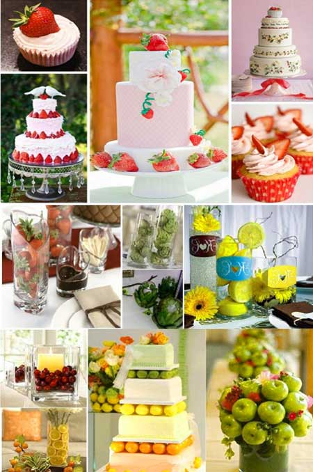 Торт и оформление стола