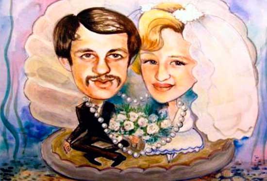 Портрет пары на 12 лет