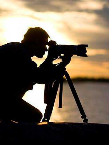 Профессиональный видеооператор с опытом