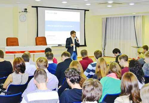Организация съемки семинаров
