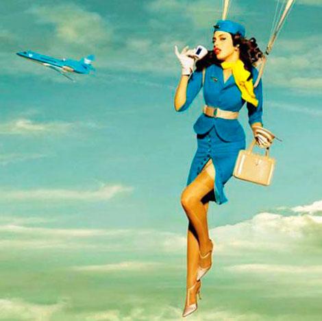 Выкуп и стиль авиакомпании