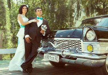 Безалкогольная свадьба для молодожен
