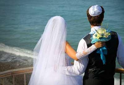 Видео с еврейской свадьбы