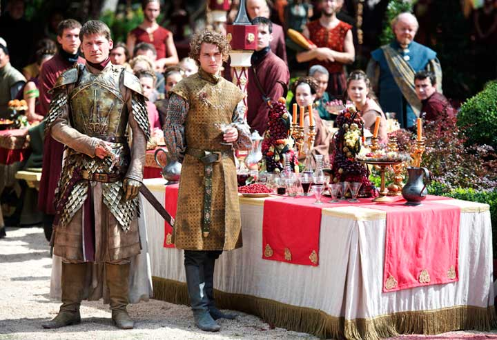 Декор на свадьбе игра престолов