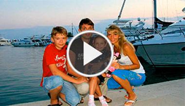 Готовое домашнее видео на память