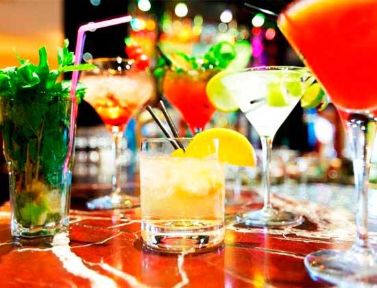 Что пьют на безалкогольной свадьбе?