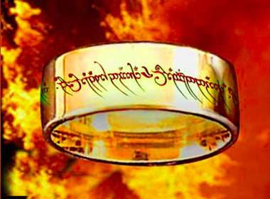Свадьба властелин кольца