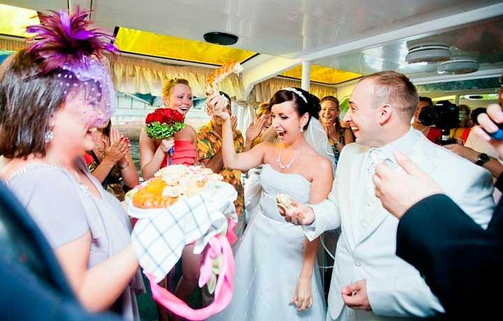Конкурс на свадьбу- найдите ключ