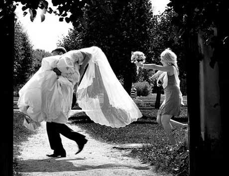 Крадут невесту в ночь
